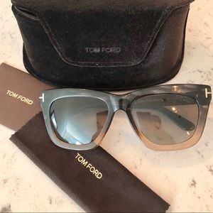 Tom Ford Celina Polarized Sunglasses